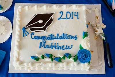 Matthew's Grad Party