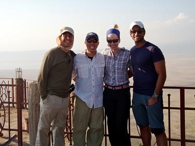 Matthew's Kilimanjaro Sept 2013