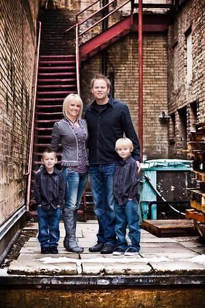 Mattingley Family