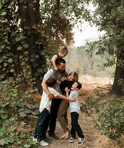 Alexandria Vail Photography Family Session Kaweah Oaks Preserve Mattos 013