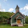 Kahakuloa Hawaiian Congregational Church (founded by missionaries  in 1892).