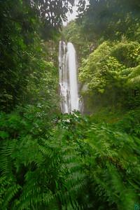 80 feet Wailua Falls