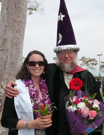 Maureen Graduation