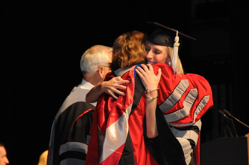 Brie Graduating from The Ohio State University