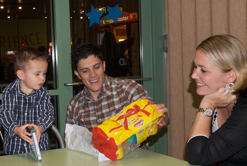 Maverick, Richard, Nicole