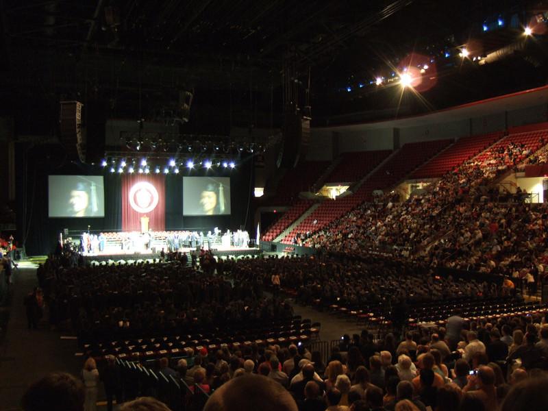 Max Pachner Graduation at U Mass