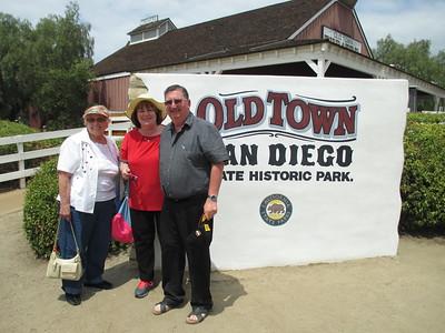 Max, Si, Barbara - San Diego, California