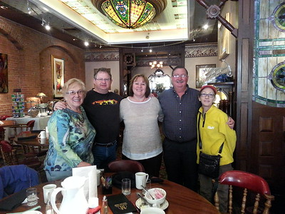 Durango, Colorado Max, Si, Barbara, Barry & Celia