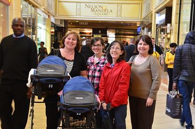 Max, Av, Andrea and Celia