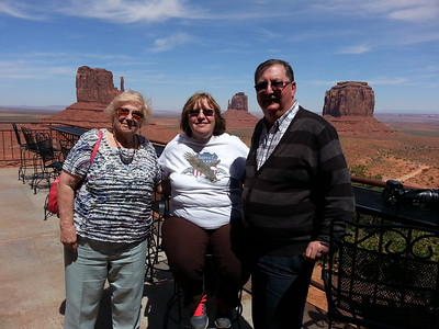 Monument Valley - Max, Si and Barbara