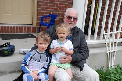 May 2011 - Gramps' visit