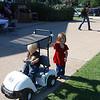B may need a golf cart too!