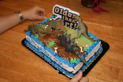 Daddy's 42nd birthday cake...