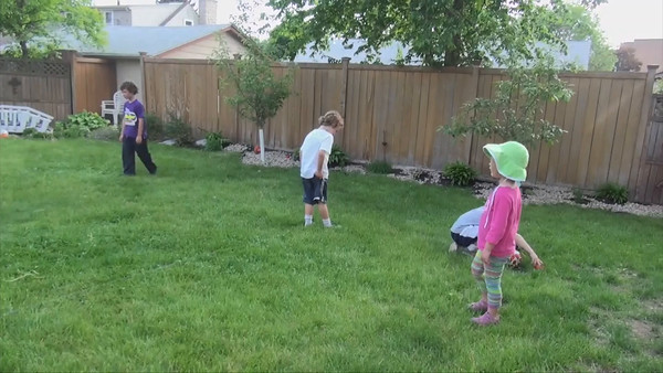 KYLES HOME BIRTHDAY PARTY, PART 2, MAY 20, 2016