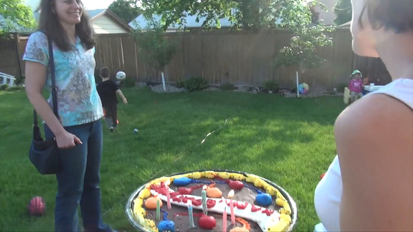 Kyle's home birthday, part 1, May 20, 2016
