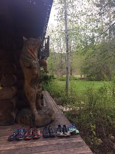 Dancing Wolf Cabin