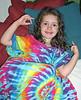 Sophia in tiedye