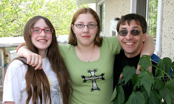 May June 2008 Family