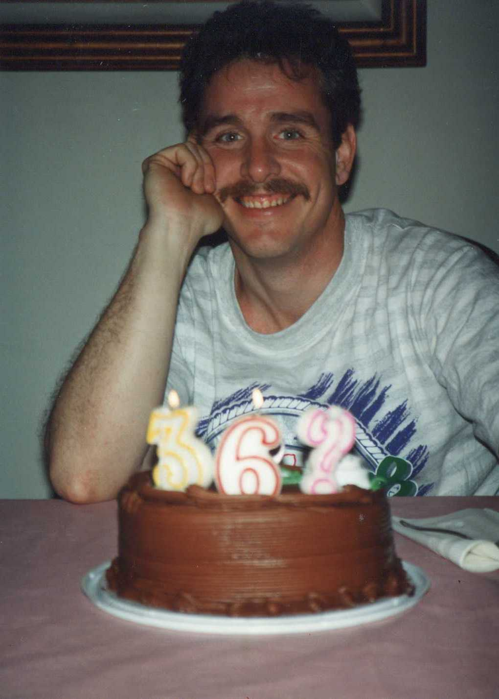 Tom's 36th Birthday