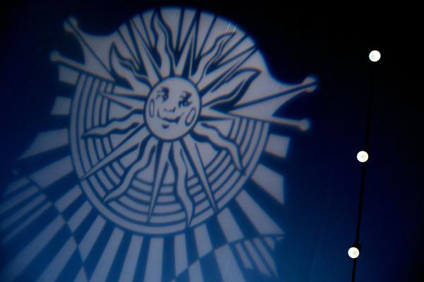 Inside the Cirque du Soleil's big top