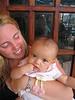 maya and  mother Sarah