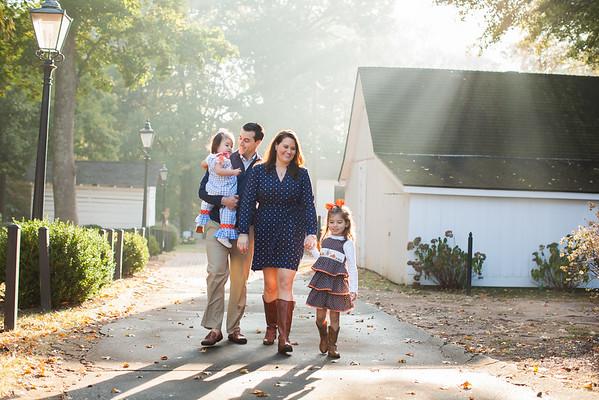 Mayer Family Fall 2016