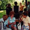 Gordon Miller, Kay Overla & Everlyn Faust