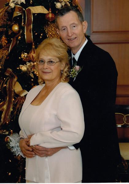 Dec 1, 2008 40th Anniversary John & Janet Mayer