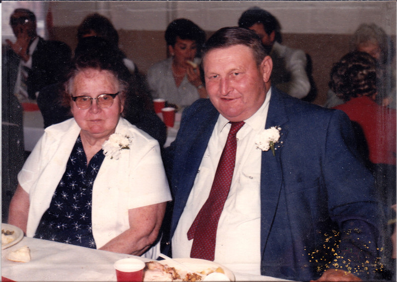 Julia & Donald Mayer