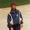 Liz Miller head coach of Notre Dame Softball