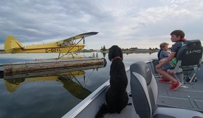 Phil's Plane & Son Jack