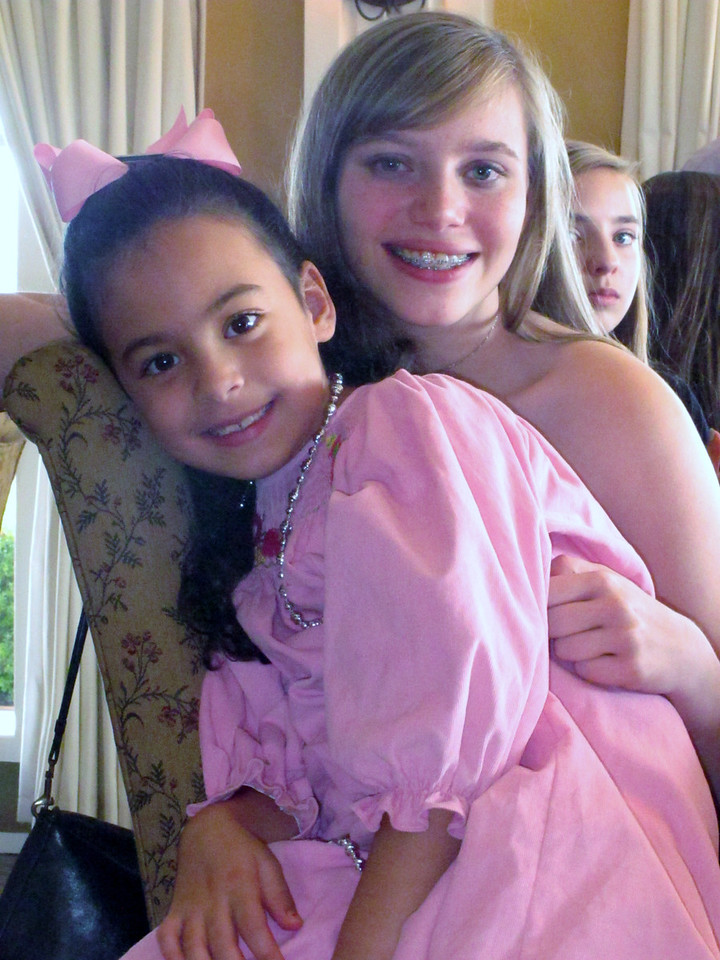 Annabelle & Emily
