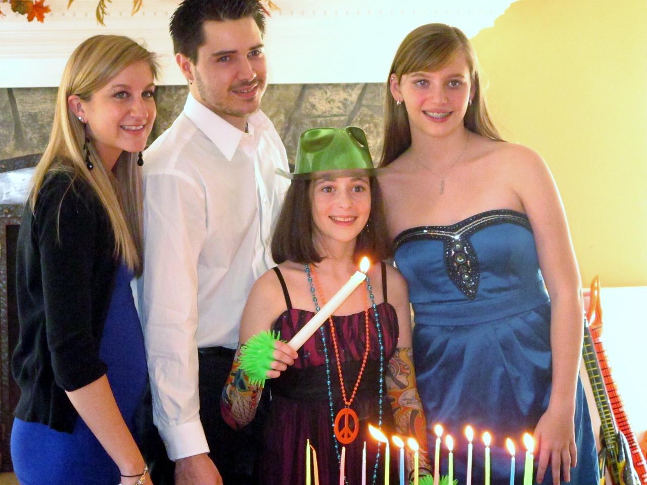 Mallory, Rob, May, Emily