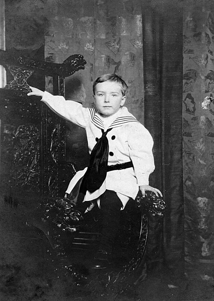 Homer Manson McChesney Son of Leroy Edward and Florence Louise McChesney