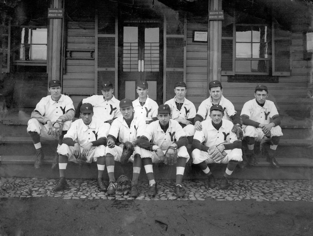 The Yokohama Cricket and Athletic Club (YCAC) baseball team
