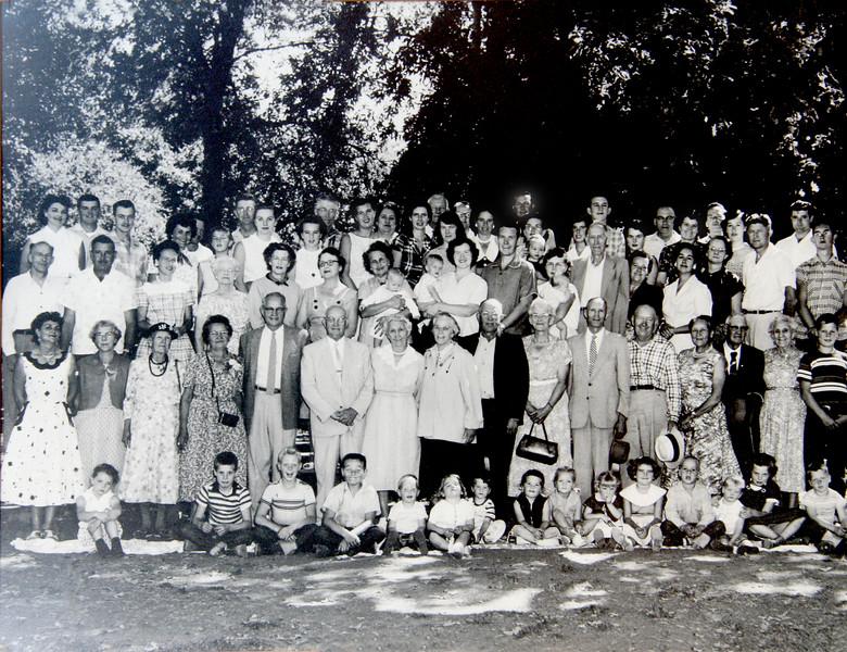Patchett Family Reunion