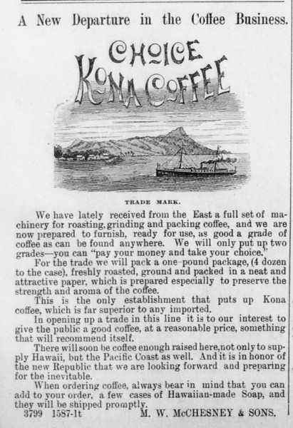 Kona Coffee Company