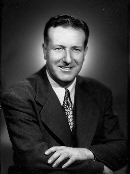 Homer M McChesney 1956