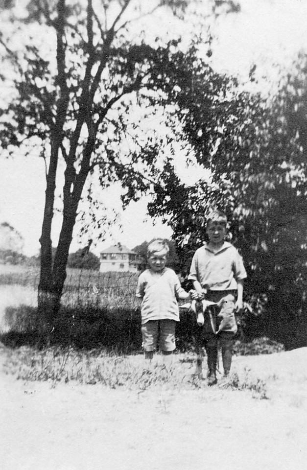 Leroy Edward McChesney Jr. and Jess Milo McChesney