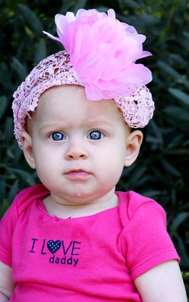 Maylee @ 7 Months