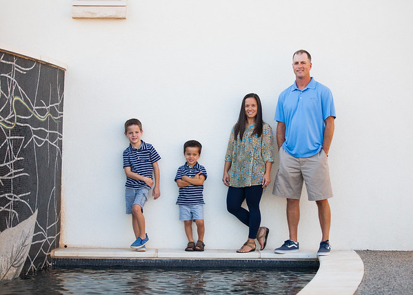 McCombs Family Fall 2016