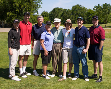 McCrohan - Family Reunion -2008, Golf outing