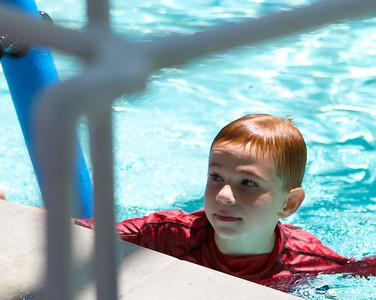 McCrohan - Family Reunion -2008, Pool Time