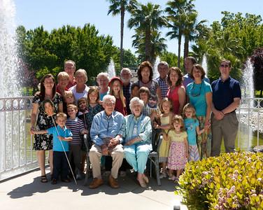 McCrohan - Family Reunion -2008, Family Portraits