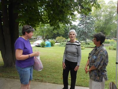 Barb Froh, Barb MacDonald, Kim Kern