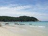 White sand at Perhentian Kecil, Malaysia