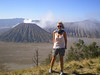 Mt Bromo in central Java, Indonesia