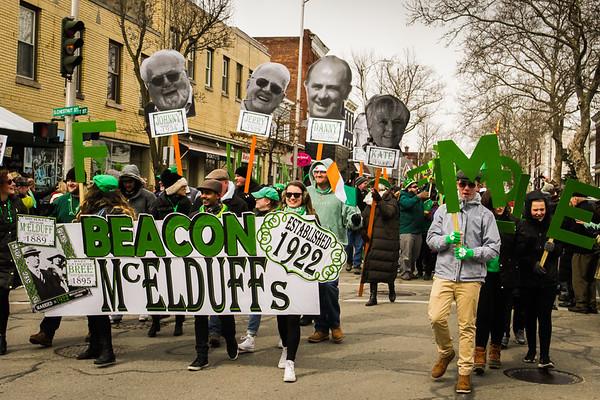 McElduff Parade