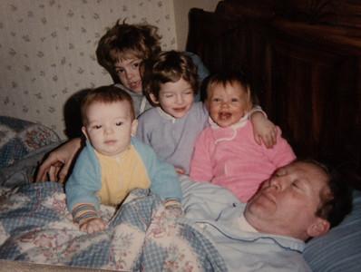 Vacation at Uncle Pat's 1985