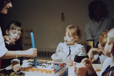 Dad's 70th Birthday Party 1985
